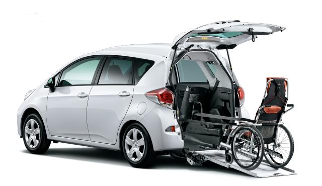 車椅子仕様車